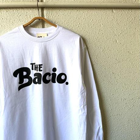 Bacio./Teibang Logo Tee_WHITE