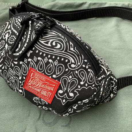 5656WORKINGS/CANDYPACK(仮称) BANDANNA ver._BLACK