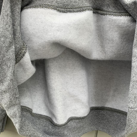 5656WORKINGS/OTONO-TABI SWEAT_GRAY