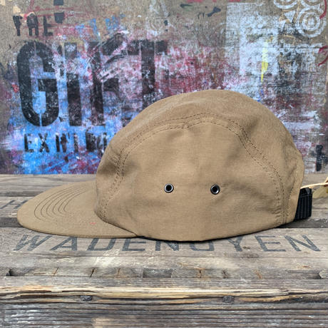Brownie/5PANEL CAP_COYOTE