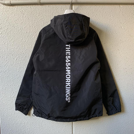 5656WORKINGS/CWS DELIVERY JKT_BLACK
