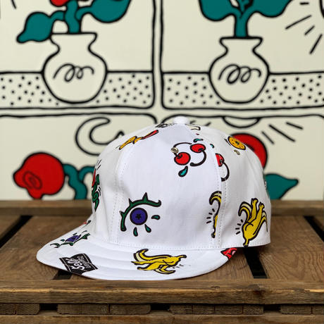 5eL6WORKINGS/5el6 MULCH PATTERN KIDS CAP