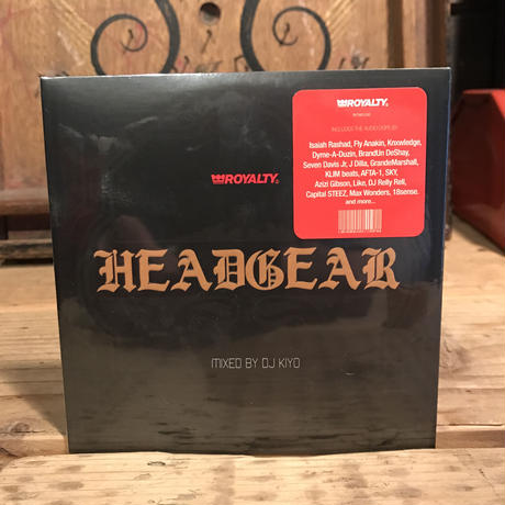 【MIX CD】DJ KIYO/HEAD GEAR
