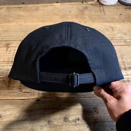 5656WORKINGS/TM LOGO WORK CAP_BLACK
