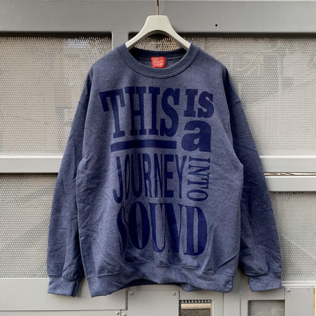 OTONO-TABI SWEAT_DEEP NAVY