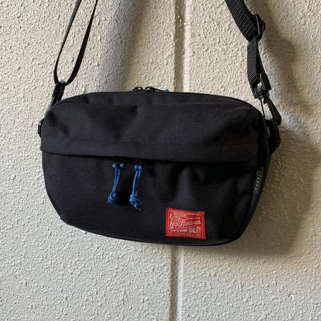 5656WORKINGS/CDR TRAVEL SHOULDER BAG_BLACK