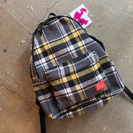 5656WORKINGS/GOODAY PACK_TARTAN CHECK