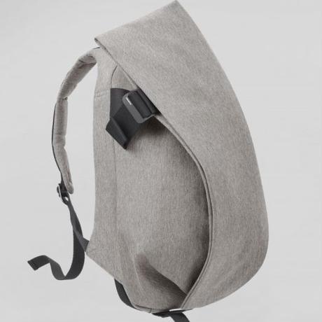 【27702】ISAR  ECO YARN - Grey Melange  (L  size)   Cote&Ciel コートエシエル リュックサック