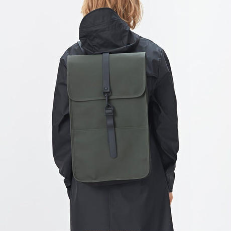 ★Rains☆【1220】  Back Pack - Green   (L Size)   レインズ   バックパック