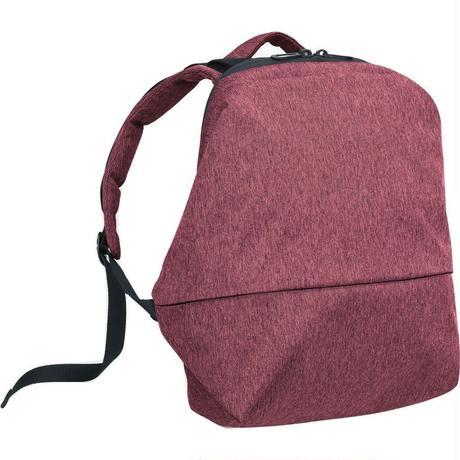 【28035】特価品★Meuse Backpack Eco Yarn Red Melange Cote&Ciel コートエシエル リュックサック