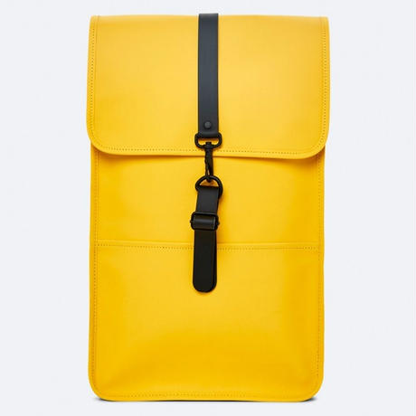 ★Rains☆【1220】  Back Pack - Yellow  (L Size)   レインズ   バックパック