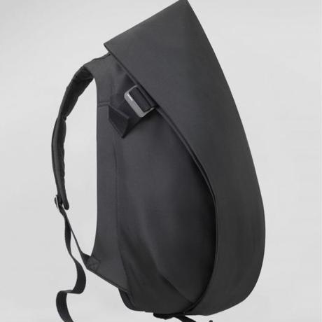 【27700】★定番入荷 ISAR  ECO YARN - Black  (L size)  Cote&Ciel コートエシエル リュックサック