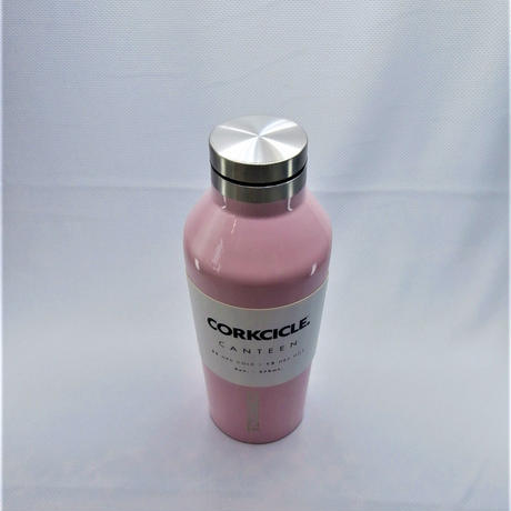 【かわいい×カッコいい、そして漏れない】保冷保温ステンレス製ボトル ローズクォーツ 270ml