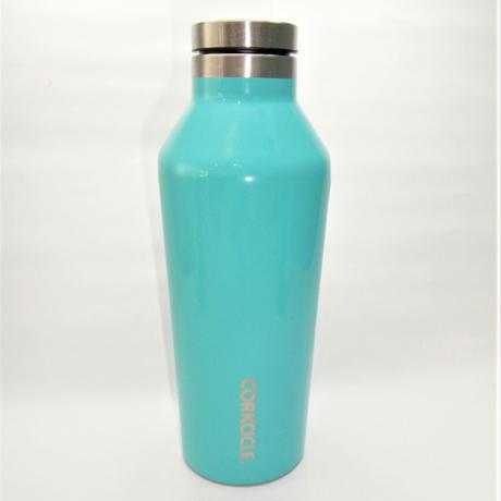 【この色目当てで買いたい!ターコイズは12月の誕生石!】保冷保温ステンレス製ボトル ターコイズ 270ml