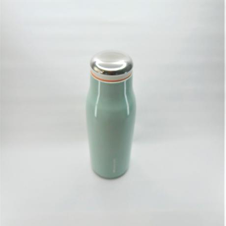 BGMクラシック-AKSステンレスボトル360mlグリーン