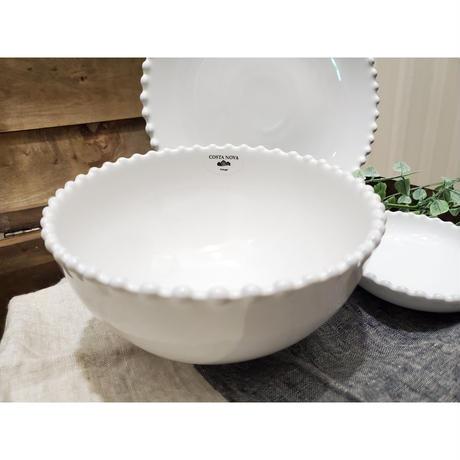 【COSTA NOVA】パールボウル 16cm【皿 食器 おしゃれ ボール 丼 取り皿 陶器 コスタノバ】