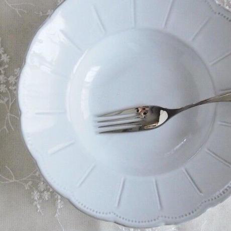 【プレートとセットでかわいさUP!】アダージョ・スーププレート20cm【春雑貨、母の日、ボウル】