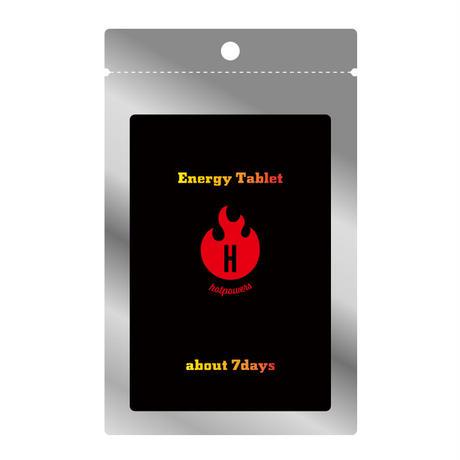 【お試し】 Energy Tablet エナジータブレット ノベルティ (14粒)【code:hop-S001-sample】