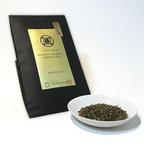 Simple&Modern瀬戸焼「茶師(急須・湯呑)」&かりがねほうじ茶 おひとり様向けセット【純】