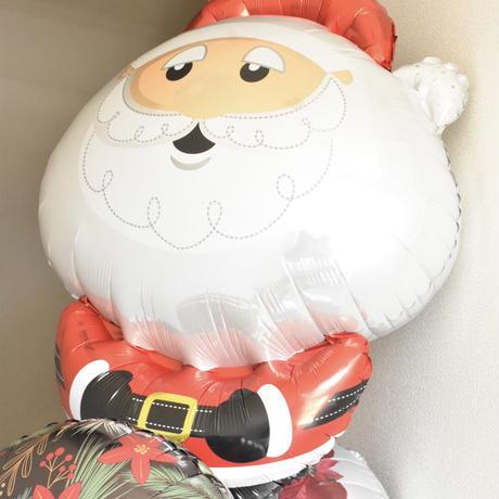 バルーン単品 《サンタクロース》