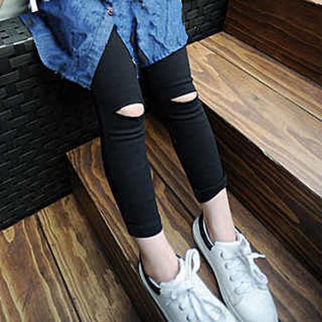 kids☻膝 crash leggings【兼用ok】