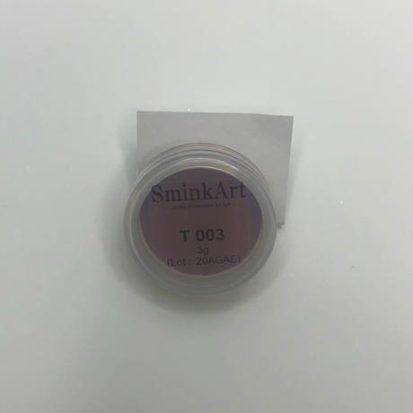 SminkArt ときめくペイント(T003)