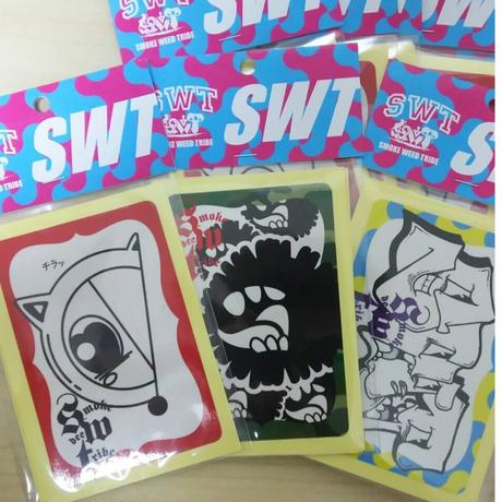 Smoke_Weed_Tribe/Sticker×3