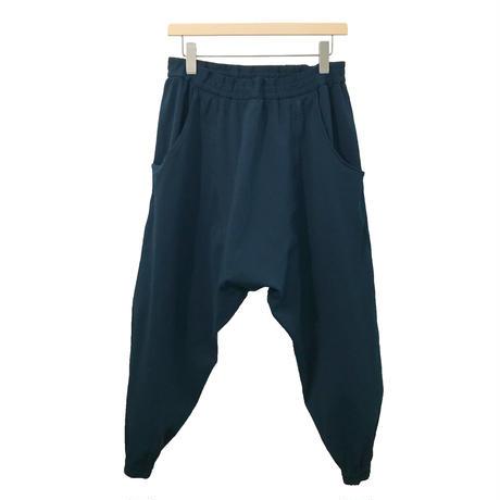 Men's   ハードスムス製品染 サルエルパンツ(SK-P051-900)