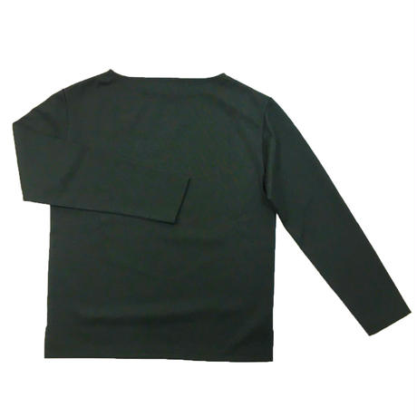 Women's  60/8本撚り ディオラマ天竺 バスクシャツ (SM-T001-002)
