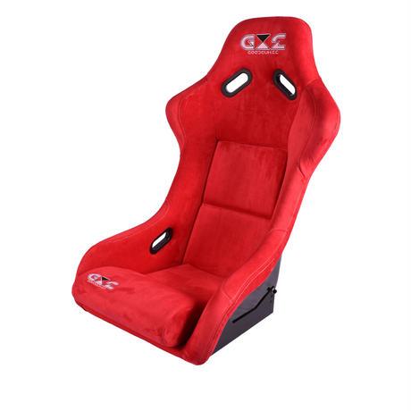 GoodGunオリジナル アルカンターラ調 フルバケットシート カラー:レッド