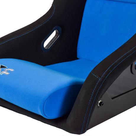 GoodGunオリジナル 標準生地 フルバケットシート カラー:ブルー