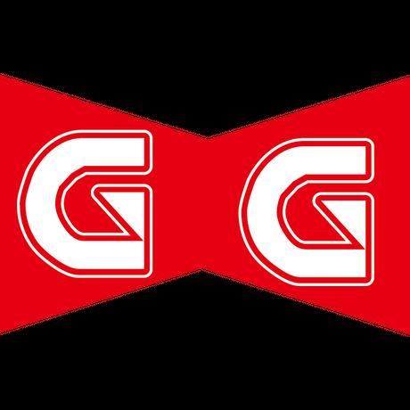 GoodGun リボンステッカー