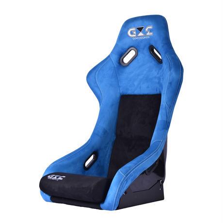 GoodGunオリジナル アルカンターラ調 フルバケットシート カラー:ブルー