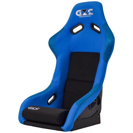 GoodGunオリジナル 標準生地 フルバケットシート カラー:ブルー/ブラック