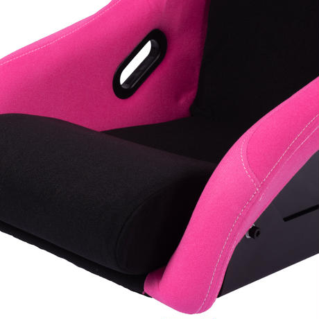 GoodGun×N-styleコラボ 標準生地 フルバケットシート カラー:ピンク/ブラック