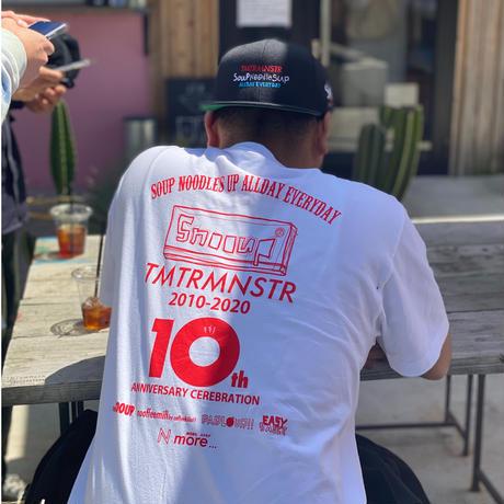 10th ANNIVERSARY Tshirts T01