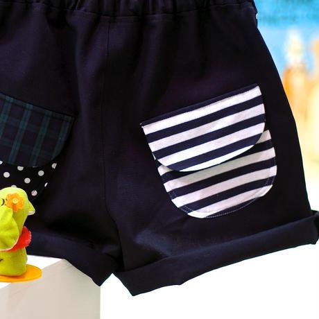 スノウピーオリジナル!かわいいポケットのショートパンツ♡
