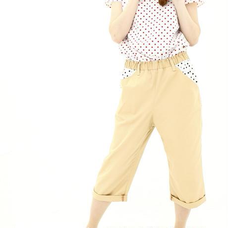 ラクダ色の可愛いいパンツ♡