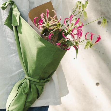 flower bag WRAP (L)