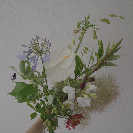 Monthly Bouquet(月2回のお届け)