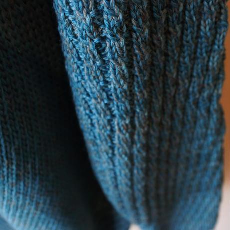 [tamaki niime PO-W006] PO knit ミィラァクル wool