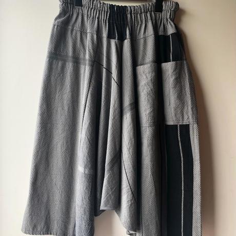 [tamaki niime] tarun pants-short TP-S-009