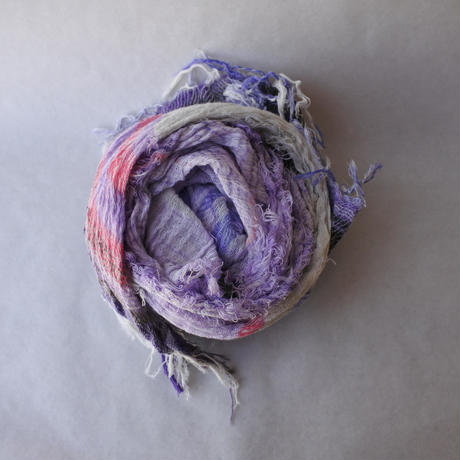 [tamaki niime] roots shawl-middle  RS-M-071