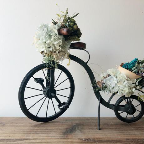 贈り物を届ける自転車 007