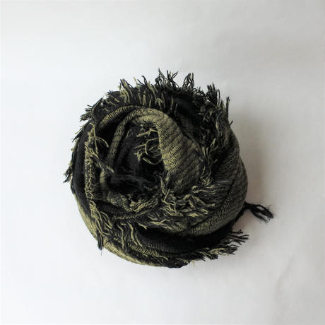 [tamaki niime]  きぶんシリーズ mocotton shawl-middle KI9-CM