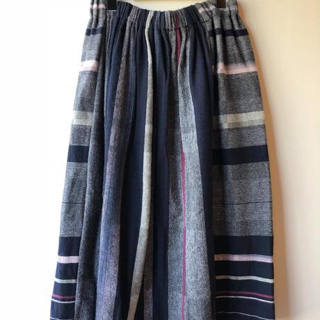 [tamaki niime] powan skirt-short PS-S-001