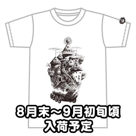 [YokaiShop限定Ver]悪魔くん 見えない学校 T-Shirts Color  ホワイト 〔8月末〜9月初旬頃入荷予定〕