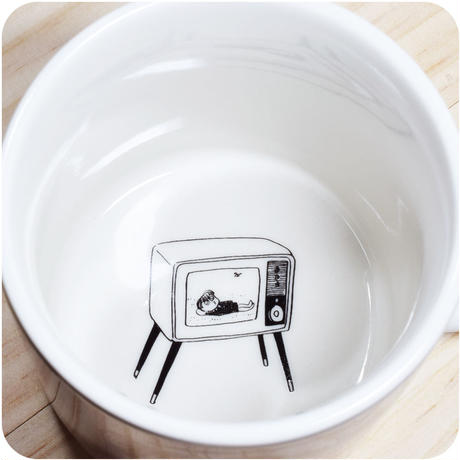 水木しげるコレクションマグカップシリーズ[テレビくん]