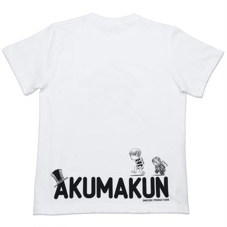 〔予約販売2021年8月下旬〜9月上旬発送予定〕悪魔くん 百目 T-Shirts  Color  ホワイト
