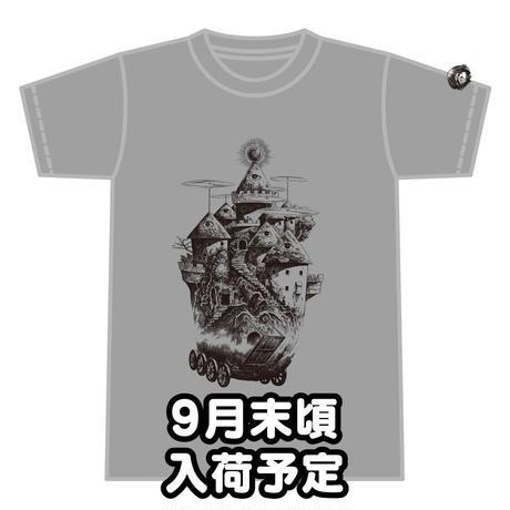 [YokaiShop限定Ver]悪魔くん 見えない学校 T-Shirts Color  グレー 〔9月末頃入荷予定〕